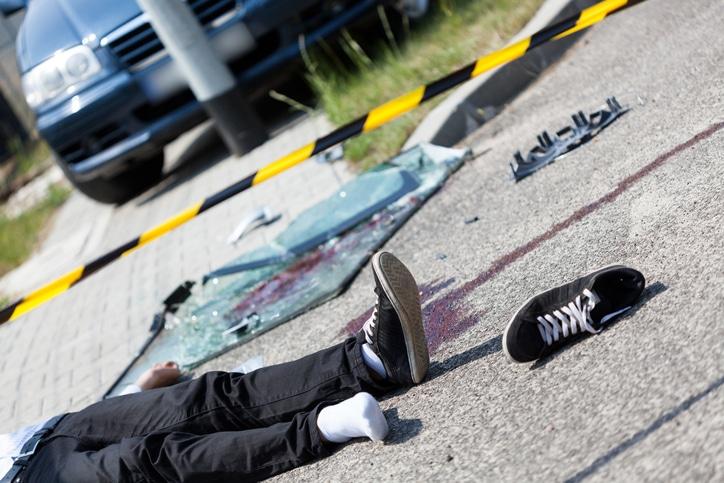 Man dies in hit and run