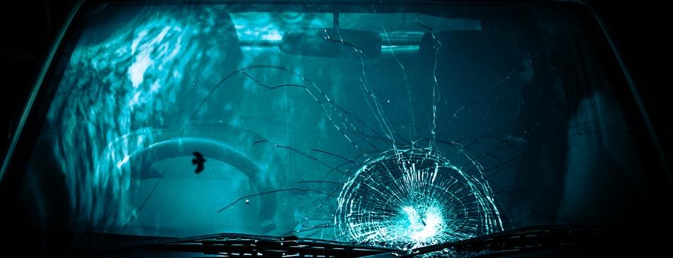 man dies in car crash